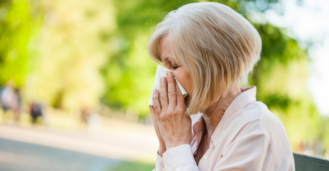 Causes and Tips for Surviving Spring Allergies Blog Banner