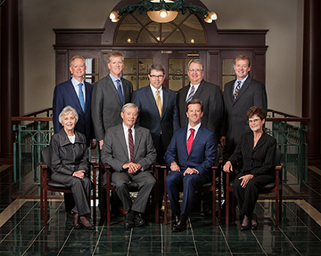 Heritage Board of Directors Group Photo